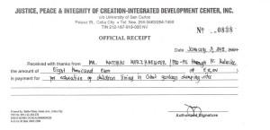 Cebu_2012_Spendenquittung